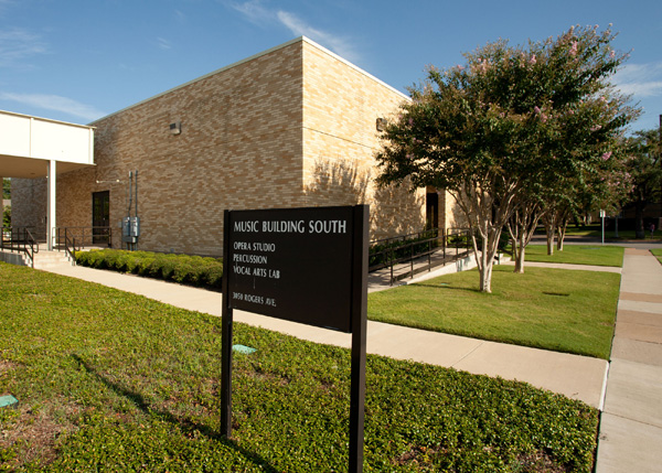 Music Building South