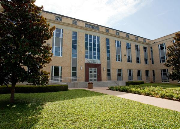 Winton-Scott Hall of Science