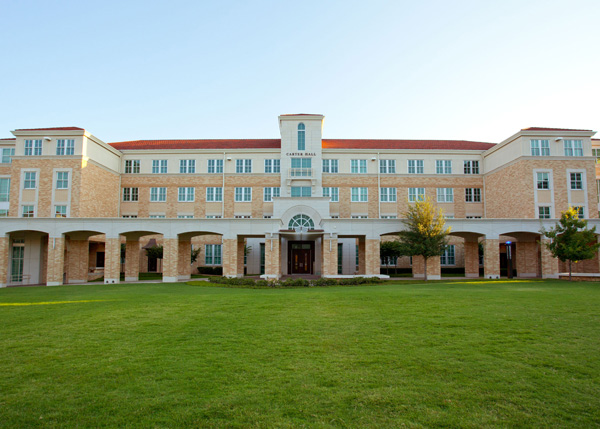 Amon G. Carter Hall