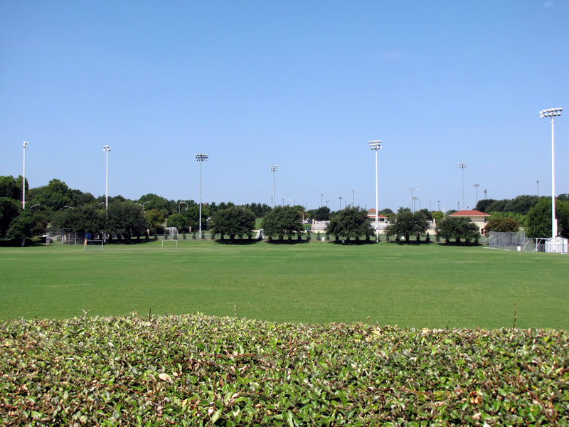 Campus Recreation Field - Berry
