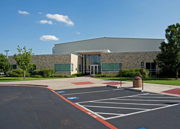 Ed and Rae Schollmaier Basketball Complex