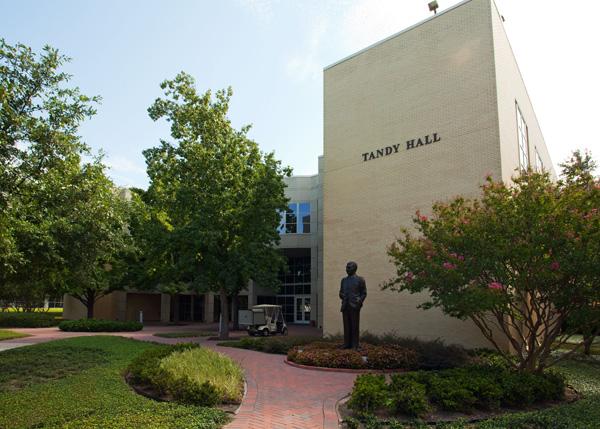 Charles D. Tandy Hall