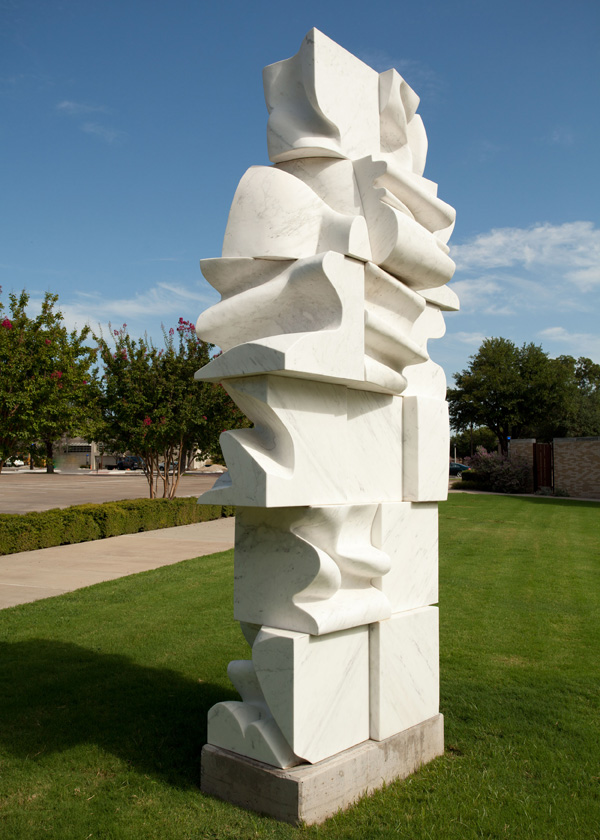 17 Cubes Sculpture